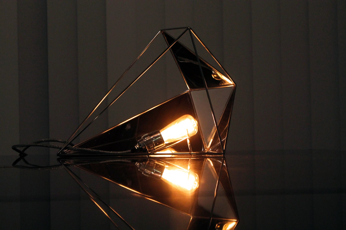 """""""304"""", created by Kevin Oyen, designer and artisan metalworker"""